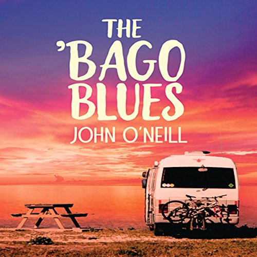 The 'Bago Blues audiobook cover art