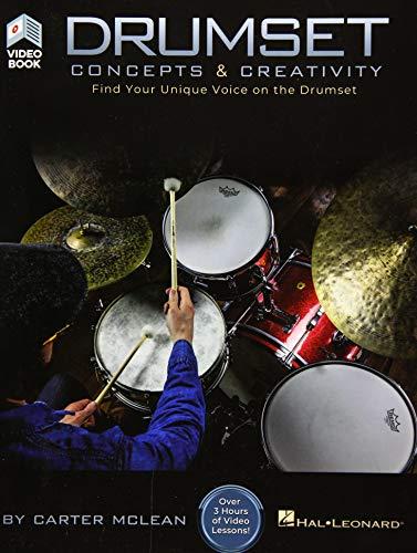 Drumset Concepts & Creativity: Find Your Unique Voice on the Drumset