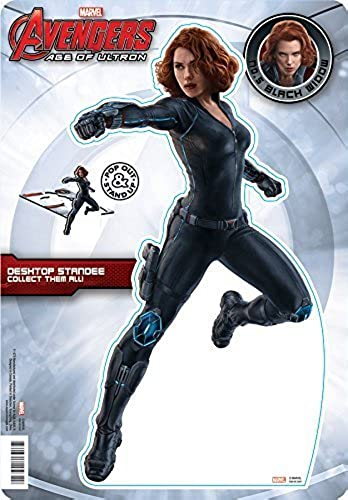 Aquarius Avengers 2 schwarz Widow Desktop Standee by Aquarius