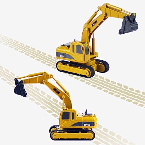 RC Auto kaufen Baufahrzeug Bild 4: SH-Flying RC Construction Truck, Auto Spielzeug, BAU Spielzeug, Innovative Mini-Fernbedienung LKW Bagger Fernbedienung Auto simulierte Auto Modell Spielzeug Bagger Spielzeug*