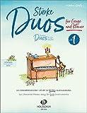 Starke Duos 1 für Geige und Klavier: 23 Charakterstücke – leicht in beiden Instrumenten