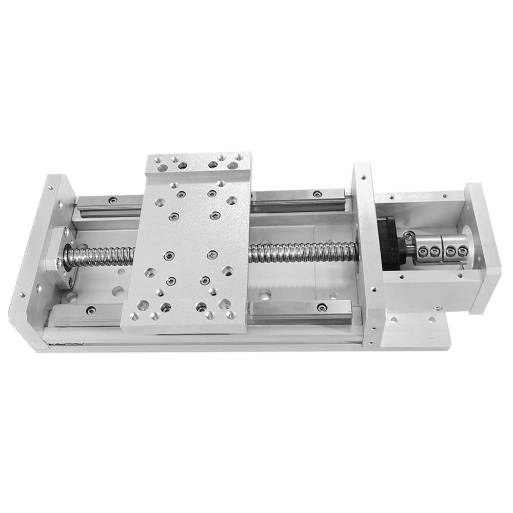 CNCSlidingTable 200mm Heavy Load Sale SALE% OFF Spring new work one after another Square Rai 250kg Stroke