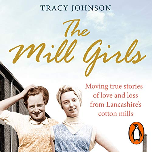 The Mill Girls audiobook cover art