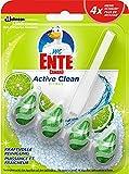 WC-Ente Active Clean WC Duftspüler-Einhänger, WC Reiniger, Citrus Duft, 1er Pack (1 x 38,6ml)