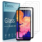 TOCOL [3Pack] for Samsung Galaxy A10e Screen Protector Tempered...
