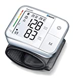 Beurer BC 57 Tensiomètre au poignet dispositif médical avec connexion à l'application via Bluetooth, protection des données certifiée
