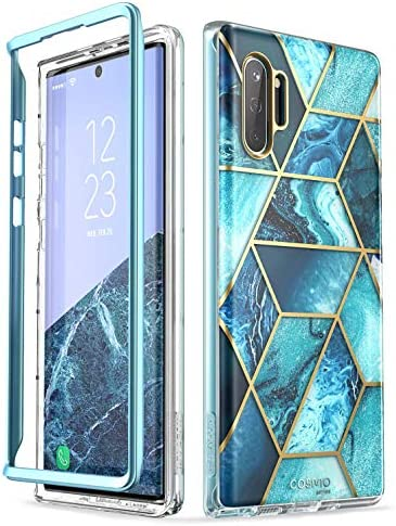 i Blason Cosmo Series Case Designed for Galaxy Note 10 2019 Release Protective Bumper Marble product image