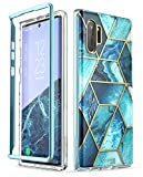 i-Blason Cosmo Series Case for Galaxy Note 10 Plus/Note 10 Plus 5G 2019 Release (Ocean)