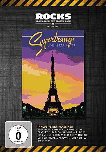 Supertramp - Live in Paris 1979 [DVD]