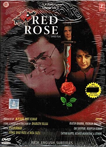 Red Rose (Brand New Single Disc Dvd, Hindi Language, With English Subtitles, Released By T-Series)