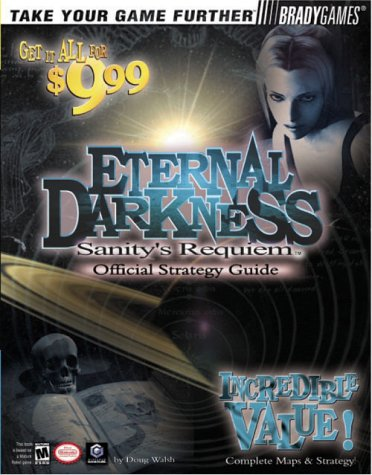 Eternal Darkness: Sanity's Requiem Official Strategy Guide