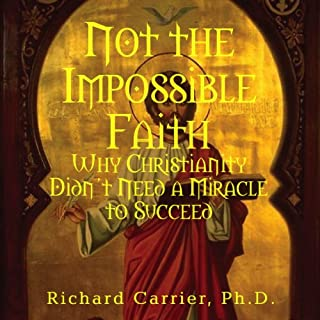 Not the Impossible Faith audiobook cover art
