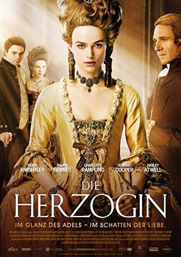 Die Herzogin (2008)   original Filmplakat, Poster [Din A1, 59 x 84 cm]
