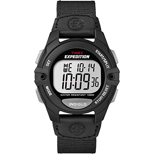 Timex Expedition Classic Digital Chrono Alarm Timer 41mm Watch