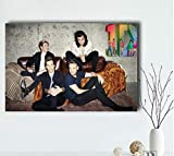 QIANLIYAN Leinwand Poster One Direction Home Decor Poster