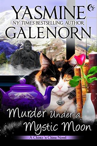 Download Murder Under A Mystic Moon (Chintz 'n China Book 3) (English Edition) B01MG490AT