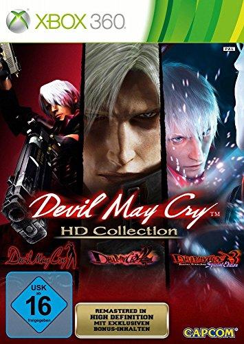 Capcom Devil May Cry HD Collection, Xbox 360 - Juego (Xbox 360, Xbox 360, Acción / Lucha, M (Maduro))