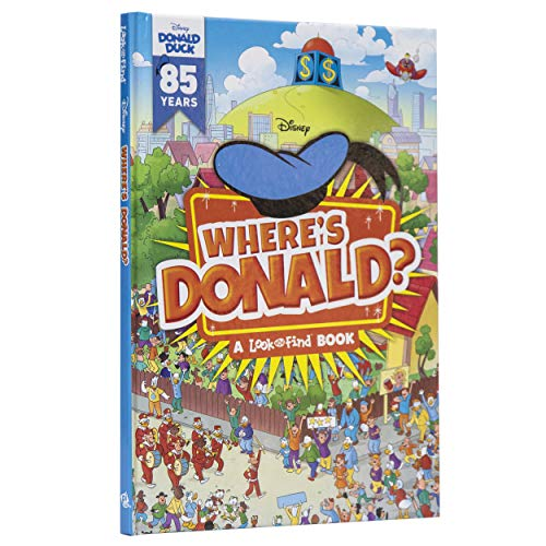 Disney: Where's Donald?