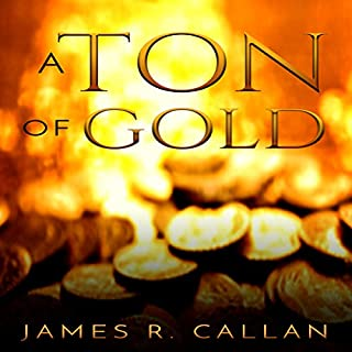 A Ton of Gold audiobook cover art