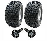 ATV juego de remolque - remolque quad ruedas -Wanda + Steelpress Producción concentrador / ramal (n enganche), 310kg 22x11-8