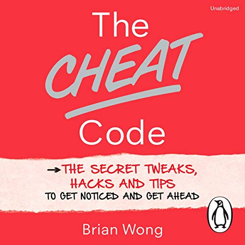 The Cheat Code audiobook cover art