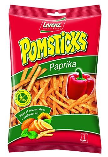 Lorenz Snack World Pomsticks Paprika, 12er Pack (12 x 100 g)