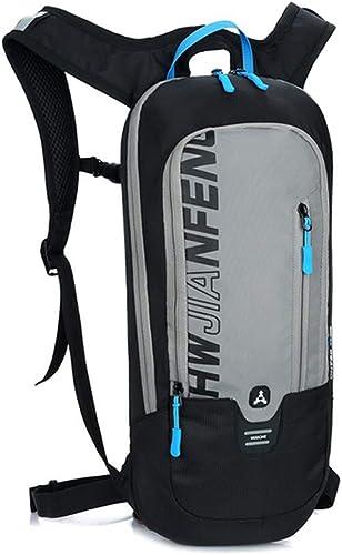 ZUKN Sac à Dos Compressible léger, Preuve multifonctionnelle portable 20L de l'eau équitation Sac à Dos Suitbale pour Femmes Hommes Voyage en Plein air randonnée Camping