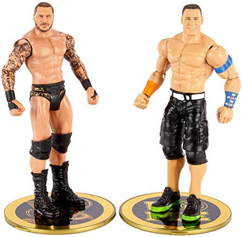 WWE Mattel Figura de acción GVJ14, Multicolor