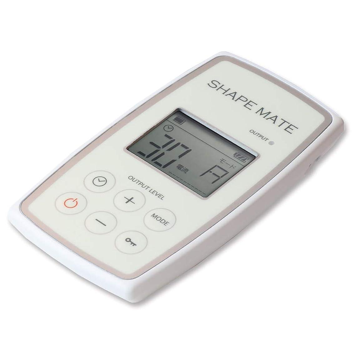 伸ばす差し控える拡声器シェイプメイト ランダムアクセス高周波EMS ダイエット?インナーマッスル 筋肉を慣れさせずにトレーニング!