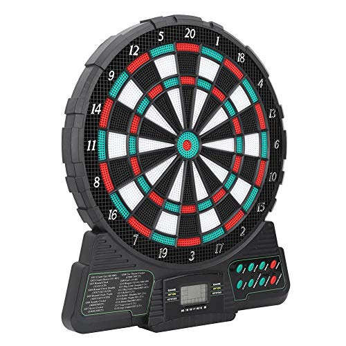 Keen so Electronic Dartboard Darts/Puntaje automático Dart Tips Toys Dart Dartboard Set Sound Reminding Dart Board Game