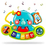 HANMUN Baby Musical Toy Piano To...