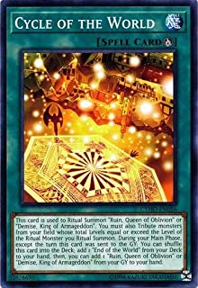 Yu-Gi-Oh! - Cycle of The World - CYHO-EN056 - Common - Unlimited Edition - Cybernetic Horizon