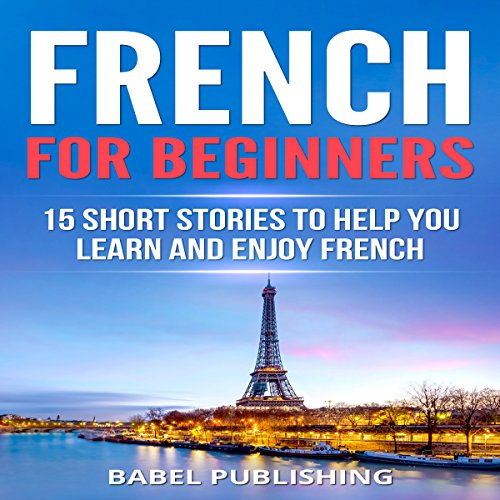 Couverture de French for Beginners