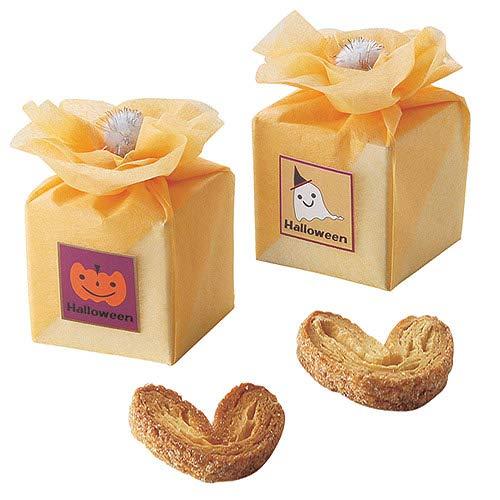 ハロウィン お菓子 個包装 プチギフト『ハッピーハロウィン( ハートパイ)』 詰め合わせ 子供 業務用 販促 個包装大量ばらまきギフト HFP62704 (100個セット)