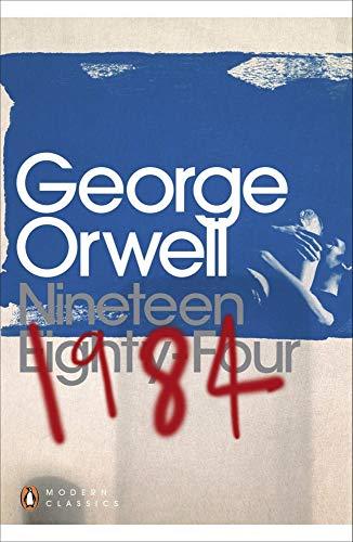 George Orwell Nineteen Eighty-Four: Englische Lektüre für die Oberstufe. Buch mit Vokabelbeilage