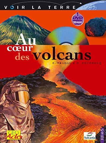 Au coeur des volcans (1DVD)