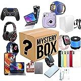 Caja Misteriosa Electrónica,Mystery Box, Es Un Buen Regalo! Existe La Posibilidad De Abrir: Los Últimos Teléfonos Móviles, Auricular Bluetooth,Relojes Inteligentes,Etc, Todo Es Posible (Aleatorio)