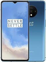 OnePlus 7T HD1907, 8GB RAM + 128GB Memory, GSM 4G LTE Unlocked for AT&T T-Mobile, Single Sim, US Model (Glacier Blue) (Ren...