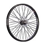 Taylor-Wheels 20 Zoll BMX Vorderrad Laufrad Kastenfelge schwarz 48 Loch Vollachse