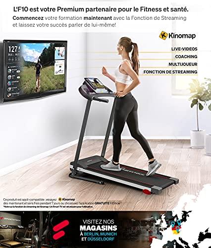 Sportstech F10 Treadmill - German Quality Brand +...