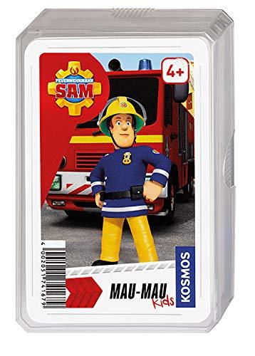 Feuerwehrmann Sam Mau-Mau: Für 2 – 4 Spieler ab 4 Jahren