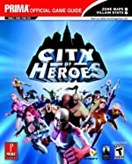 City of Heroes - Prima's Official Strategy Guide de Prima Temp Authors