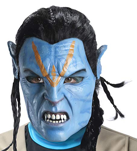 Rubies Avatar Deluxe Foam Latex Jake Sully Mask