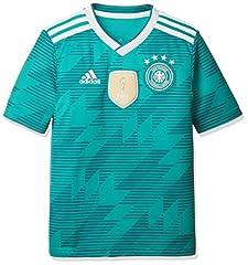 Adidas Camiseta selección alemana 2ª Equipación DFB 2018 Nino