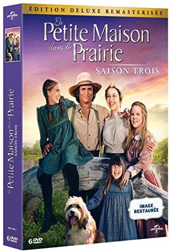 La Petite Maison dans la Prairie-Saison 3 [Édition Deluxe Remastérisée]