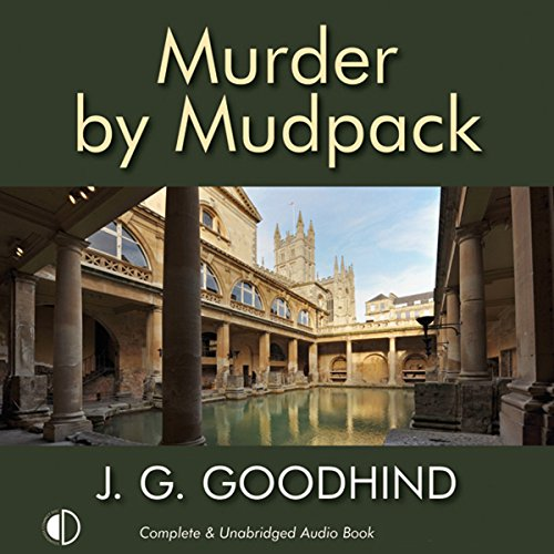 Murder by Mudpack audiobook cover art