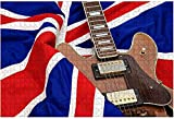 1000 pieces-British Rock and roll Wooden Jigsaw Puzzle DIY Children Educational Puzzles Adult Decompression Gift Creative Games Toys Puzzles Home Decor