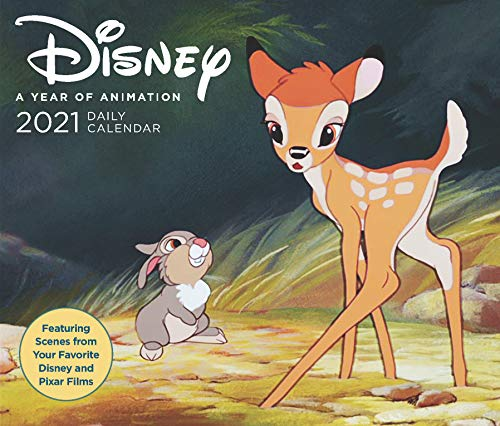 Disney Daily 2021 Calendar
