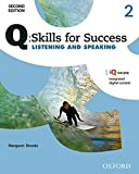 Q Skills for Success (2nd Edition). Listening & Speaking 2. Student's Book Pack