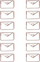Yeelan 700 st/ücke Silber B/üroklammern Metall B/üroklammern Clamp Blatt Halter Clip Datei Veranstalter mit Sortierten Gr/ö/ßen f/ür B/üro//Arbeit//Zuhause//Schule usw